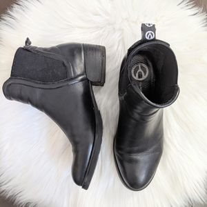 The Wishbone Collection ankle booties